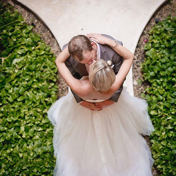 A & T, Spa Wedding